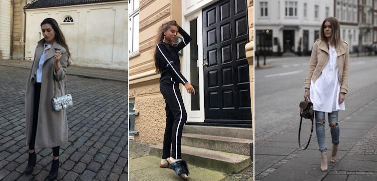 Redaktionen har endnu engang samlet ugens outfits fra Nouws bloggere. I denne uge ser vi fine sæt, åbne frakker og forårsfornemmelser. Læs med her og bliv inspireret!