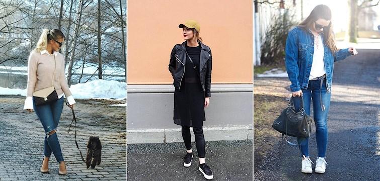 Ukens Nouw antrekk er en reportasje som vi legger ut en gang i uken for å få frem våre favoritt outfits som våre bloggere har postet. Klikk innom her for å få inspirasjon