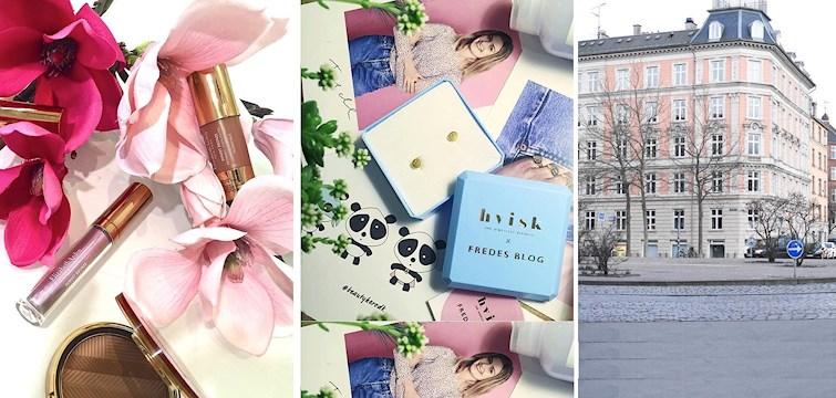 Bloggernes uge har indeholdt en masse fine små detaljer, fødselsdagsoutfit, opskrifter og nye indkøb. Foråret kan rigtig mærkes på bloggerne nu og det bliver afspejlet i de fine forårsinspirerede billeder. Læs med for at få et indblik i deres seneste uge.