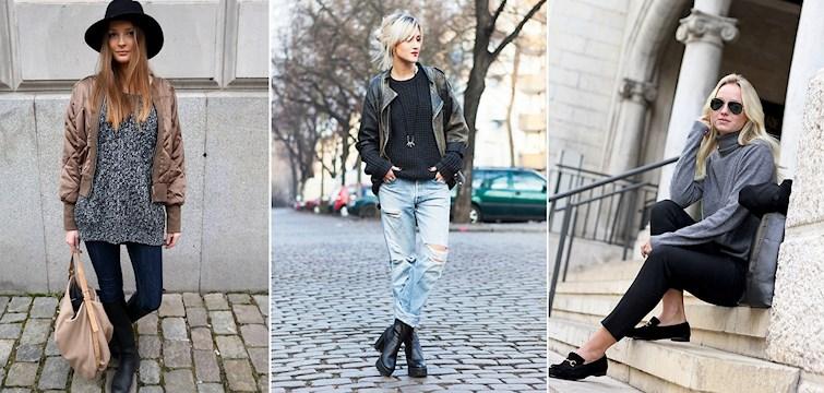 Det finns flera modeintresserade och kreativa bloggare här på Nouw. I veckan som gått ser vi att bomberjackor, stora tröjor och bekväma skor är grejen. Här är våra 12 favoritoutfits som inspirerade oss lite extra!