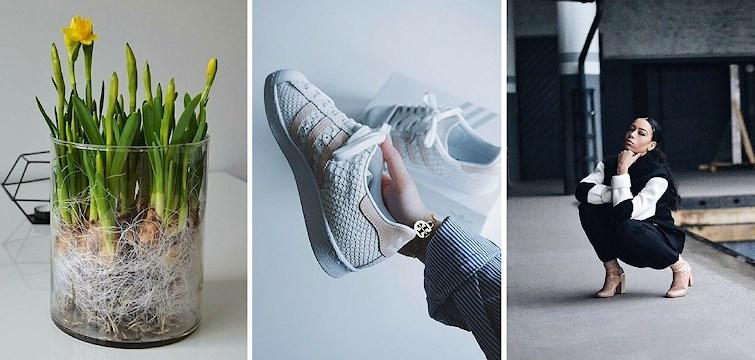 Promenader i vårsolen var ett gemensamt tema för våra bloggare förra veckan! Kika in här för mer vårkänslor!