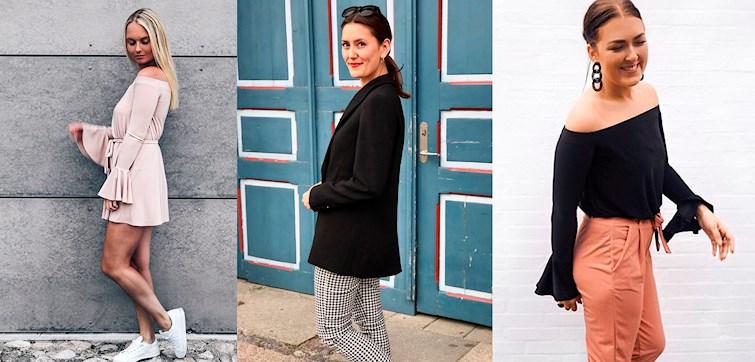 Hver uge vælger vi 10 fede outfits ud blandt Nouws danske bloggere. Klik dig ind her og bliv inspireret af ugens udvalgte outfits!