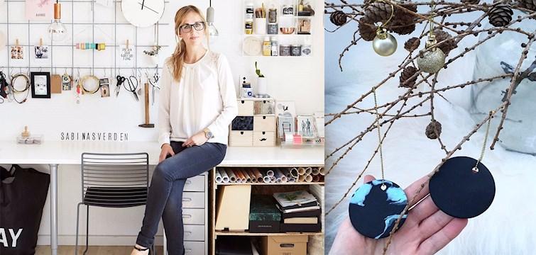 Vi kan nu varmt byde velkommen til Sabina Haysen, fra Sabinasverden. På hendes blog kan du finde alt fra DIY-guides og én kvinde med hammer i hånden. Vil du inspireres? Så læs med her og lær Sabina meget bedre at kende.
