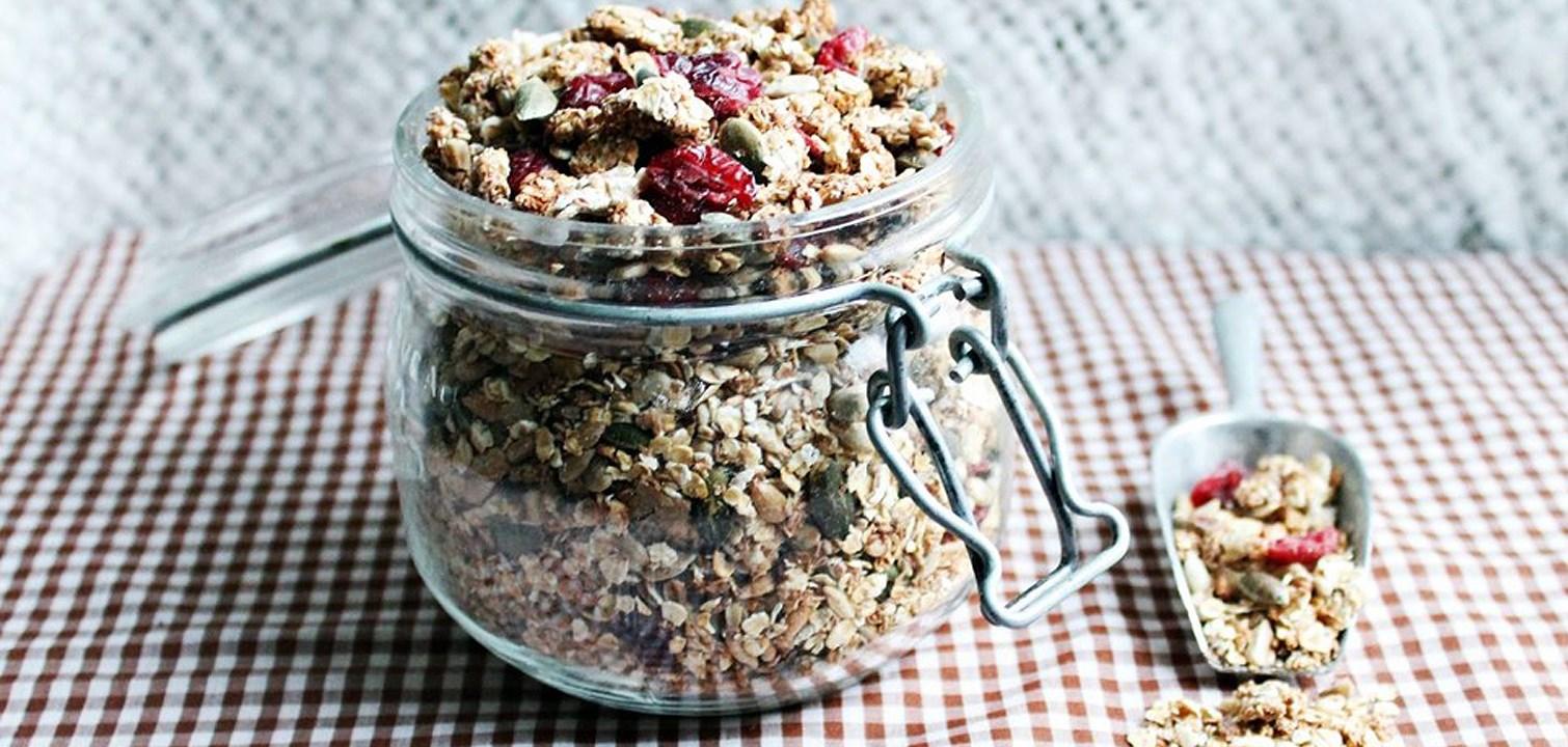 Gör din egen granola