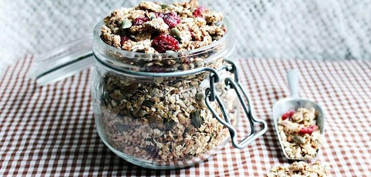 Nouws inspirererande matbloggare 100kitchenstories publicerade häromdagen ett recept vi inte kan låta bli att slänga ihop till helgens frukost. Enkelt, men ack så gott!