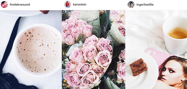 Hver søndag vil vi dele topp 10 Instagram-bilder i løpet av uken som har gått. Følg @nouw_com og tagg #nouwinfluencer i bildene dine for å bli regrammet på Instagram eller i magasinet!