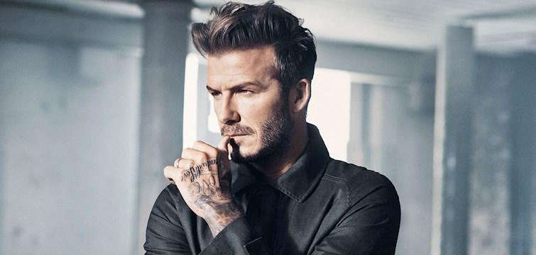 Fyller pojkvännen år, eller kanske rentav bara förtjänar en present? Då vet vi vad du ska köpa. Idag släpper nämligen David Beckham tillsammans med H&M en klädkollektion.