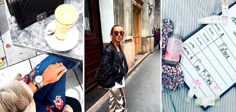 I denne uge har bloggerne deltaget i Sandras helt eget event i forbindelse med hendes undertøjs Launch, leget turist i København og taget på en velfortjent ferie. Kunne du tænke dig at vide hvad bloggerne ellers har foretaget sig, så læs med her.