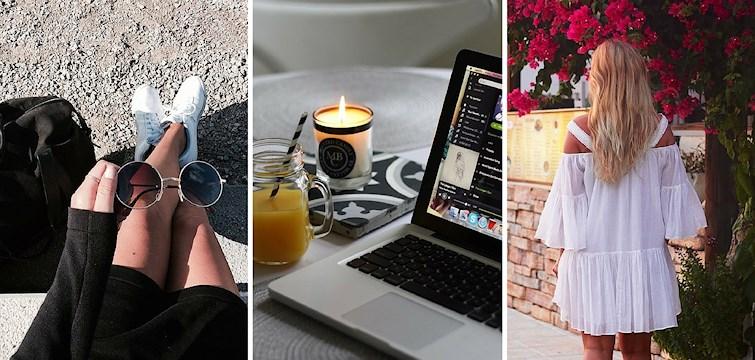 Solsemestrar, dagsresor och mysiga höstkvällar! Det har varit en händelserik vecka för våra Nouw bloggare! Titta in det här inlägget för att få en inblick i 12 bloggares föregående vecka!