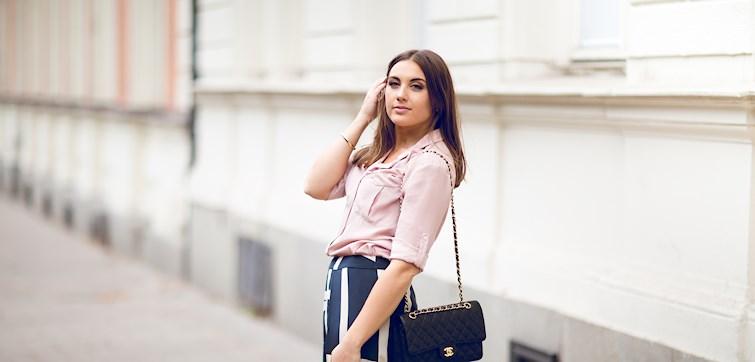 Denna veckan får vi följa Amina Paracha - en sprallig läkare som aldrig verkar vakna upp på fel sida och vars hjärta bankar hårt för hållbart & lyxigt mode. Vi får höra hur bloggen blev till, vilken spellista hon kickstartar sin måndag med och hennes framtida önskan om att få sitta med en inbjudan till Fashion Week.