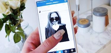 """""""Instagram blir en till död fisk i vår jakt på perfektion"""""""