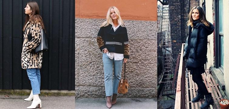 Vi börjar drömma om vår och våra bloggare klär sig i snygga kappor, sköna skor och härliga accessoarer - klicka dig in och inspireras!