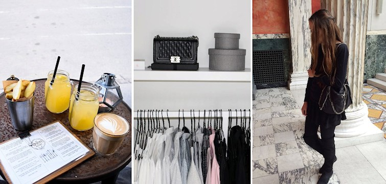 Denne uge har stået på lækre madbilleder, fine outfits, feriestemning og mange inspirerende indlæg hos bloggerne. Læs med her og få et lille overblik over, hvad nogle af Nouws bloggere har fået ugen til at gå med!