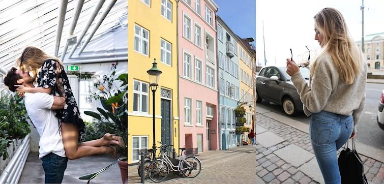 Sidste uge forsatte vores bloggere med at nyde foråret. De gik med lysere tøj og sørgede for at spise udendørs og nyde solen. Vi fulgte også med på event og fotografering og fik samtidig også en rigtig god guide til København.