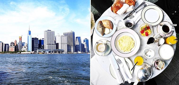 I denna New York guide hittar du allt om vart du ska äta, shoppa, bästa klubbarna och vart du dricker den godaste drinken! För vem vill inte veta allt om staden som aldrig sover? Klicka dig in här och få information du behöver.