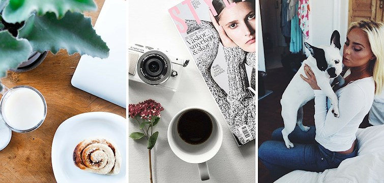 Förra veckan präglades av kanelbullar och höstmys för våra Nouw bloggare. Kika in här för att få reda på vad de har hittat på!