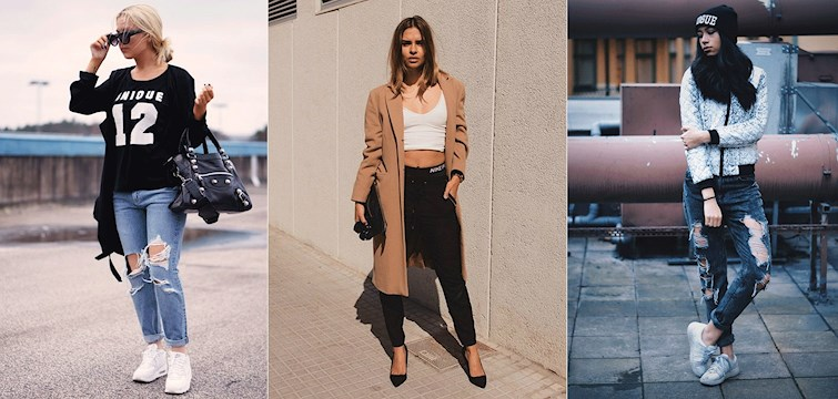 Våren står runt hörnet vilket vi också ser på våra bloggares klädval den gångna veckan. Här är våra 13 favoritoutfits från den föregångna veckan!