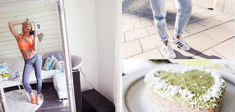 Ny vecka, nya aktiviteter för våra bloggare. Allt ifrån publicerade artiklar i Expressen, till premiärglass i vårsolen och spenderad tid på gymmet. Såhär såg det ut för våra Nouw bloggare förra veckan!