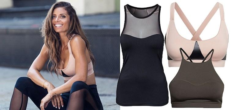 Hannah Andersson, mer känd som Fashionablefit har nu släppt ytterligare en kollektion med träningskläder på Nelly.com och vår träningsprofil Therese har valt ut sina favoriter.