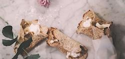 Gluten - och sockerfria semmelwraps