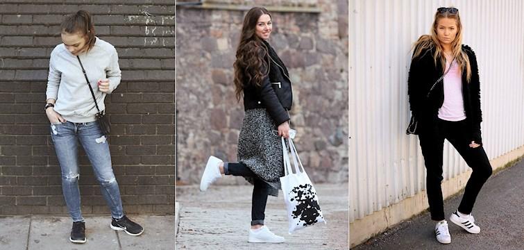 Leopardprint, vans och fuskpälsar har varit populära trender hos våra bloggare denna veckan. Här är våra 10 favoritoutfits från veckan som gått!