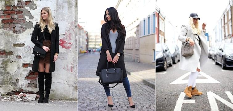 Tunnare jackor, ljusa färger och lätta skjortor. April är här och det ser vi på våra bloggares outfits denna vecka. Häng med för att inspireras!