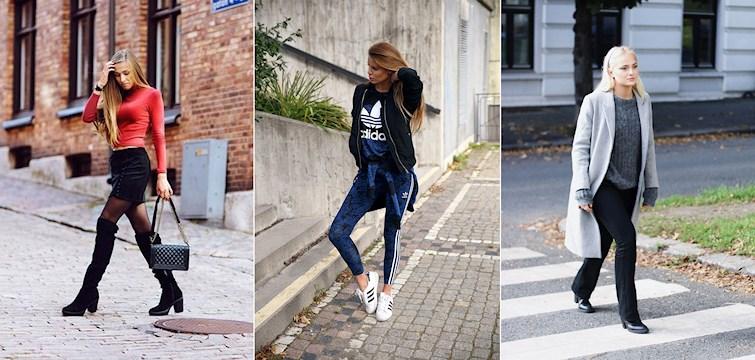 Stora knappar, långa kappor och flanellskjortor är lite av det vi ser hos våra Nouw bloggare i veckan. Häng med för att inspireras av denna veckans outfits.