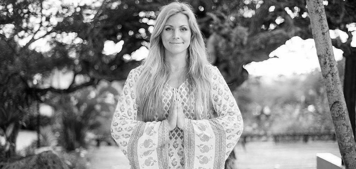 O-podden träffar Yoga girl