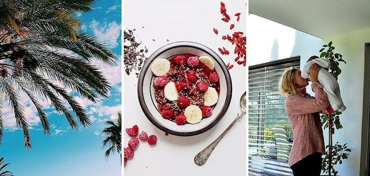 Weekendresor, hälsosamma frukostar och utsökta bruncher. Här får du en inblick i några av Nouw bloggarnas föregående vecka!