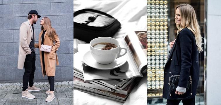 I uken som har gått har bloggerne våres hatt 6.års blogg-bursdag, delt gode oppskrifter, vært på shopping, relansert bloggen sin, samtidig som noen nyter tilværelsen på vinterferie. Klikk deg inn for å se hvem!