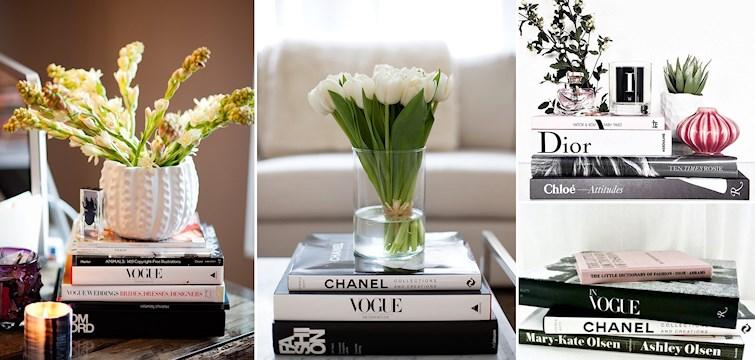 Vill du också ha ett inspirerande bord hemma med inbundna modeböcker och ljus placerade på? Då har du turen på din sida för idag tipsar vi dig om 6 böcker som du borde ha i ditt hem.