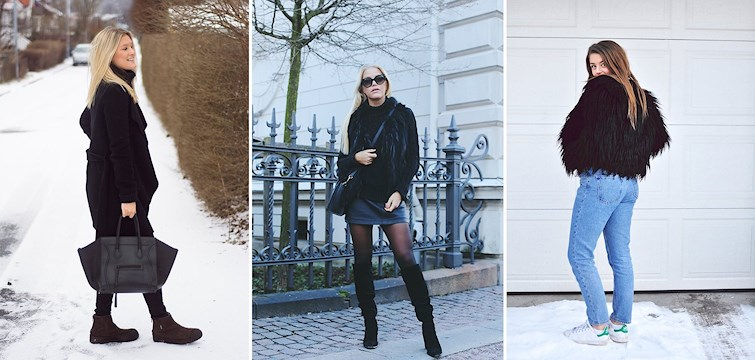 Denna vecka har våren vart på besök och solglasögonen har plockats fram. Bloggarna har klätt sig i ljusa jeans, sneakers och svalare jackor. Kika in här för att få inspiration!
