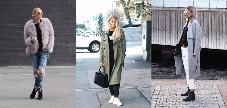 Ukens Nouw antrekk er en reportasje som vi legger ut en gang i uken for å få frem våre favoritt outfits som våre bloggere har postet. Klikk innom her for å få inspirasjon!