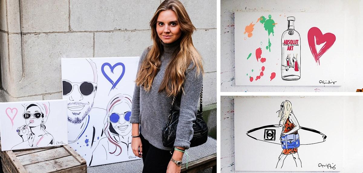 På jobbet med Alina Nordling featured image