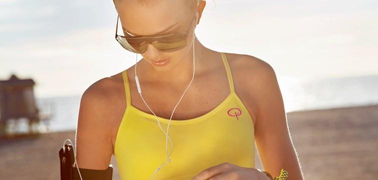 Ta del av tio tips som väcker träningsmotivationen och ett grymt erbjudande på snygga träningskläder.