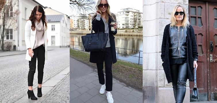 Vem kan inte behöva lite extra hjälp på traven när man ska välja kläder? Vi har listat 7 av våra bloggares härliga outfits för att ge dig lite extra inspiration inför påskhelgen!