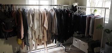Vis os din garderobe: Charlotte Caroline