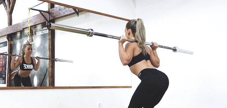 Här har vi samlat 5 instagrams med inspirerande träningsklipp. Perfekt för dig som behöver lite inspo inför ditt nästa träningspass!
