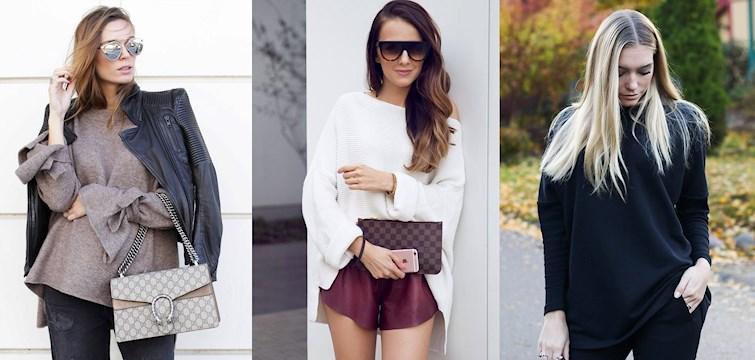 Kolejnym nieodzownym elementem zimy jest sweter. Ciepły, niekrępujący ruchów oraz miły w dotyku. Gdzie takiego szukać i jak go stylizować? Podpowiadają nasze blogerki!