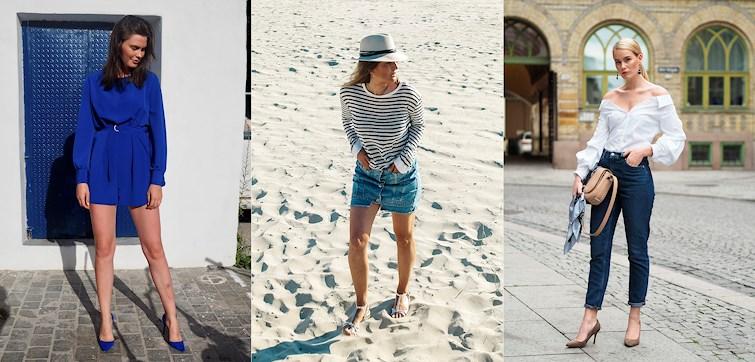 """Trenger du hjelp til hvordan du kan style det ultimate sommer-antrekket? Det vet """"Nouw'erne""""! Klikk deg inn for påfyll av inspirasjon."""