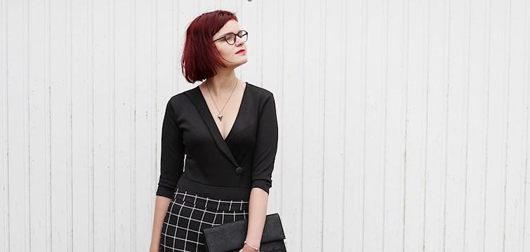 Denne uges blogger er Satina Wandel. Hun deler ud af gode råd, mener det er vigtigt at være sig selv og så drømmer hun om at blive forfatter. Læs med her og bliv inspireret!