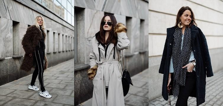 Det går helt enkelt ikke at have så mange bloggere samlet på samme sted uden at fotografere deres outfit - eller hvad? Her kan du få inspiration fra vores bloggere, direkte fra vores event i Warsawa!