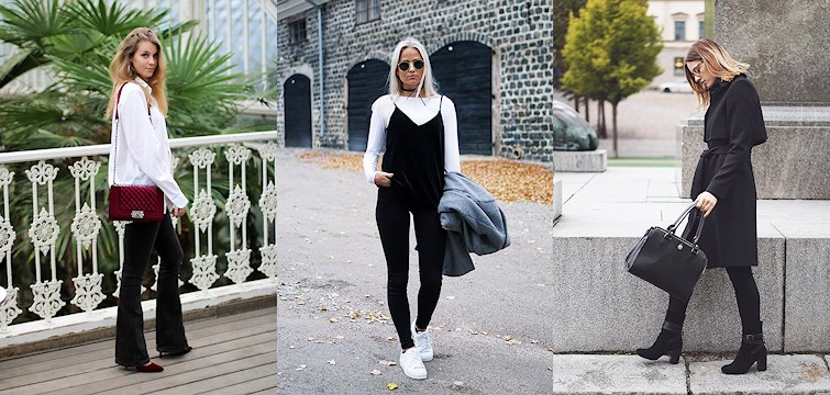 Veckans Nouw outfits bjuder på det vi har längtat efter -  höstmode! Kylan är här och våra bloggare klär sig varmare i mysiga tröjor och fluffiga jackor. Kika in och bli inspirerad av våra Nouwares.