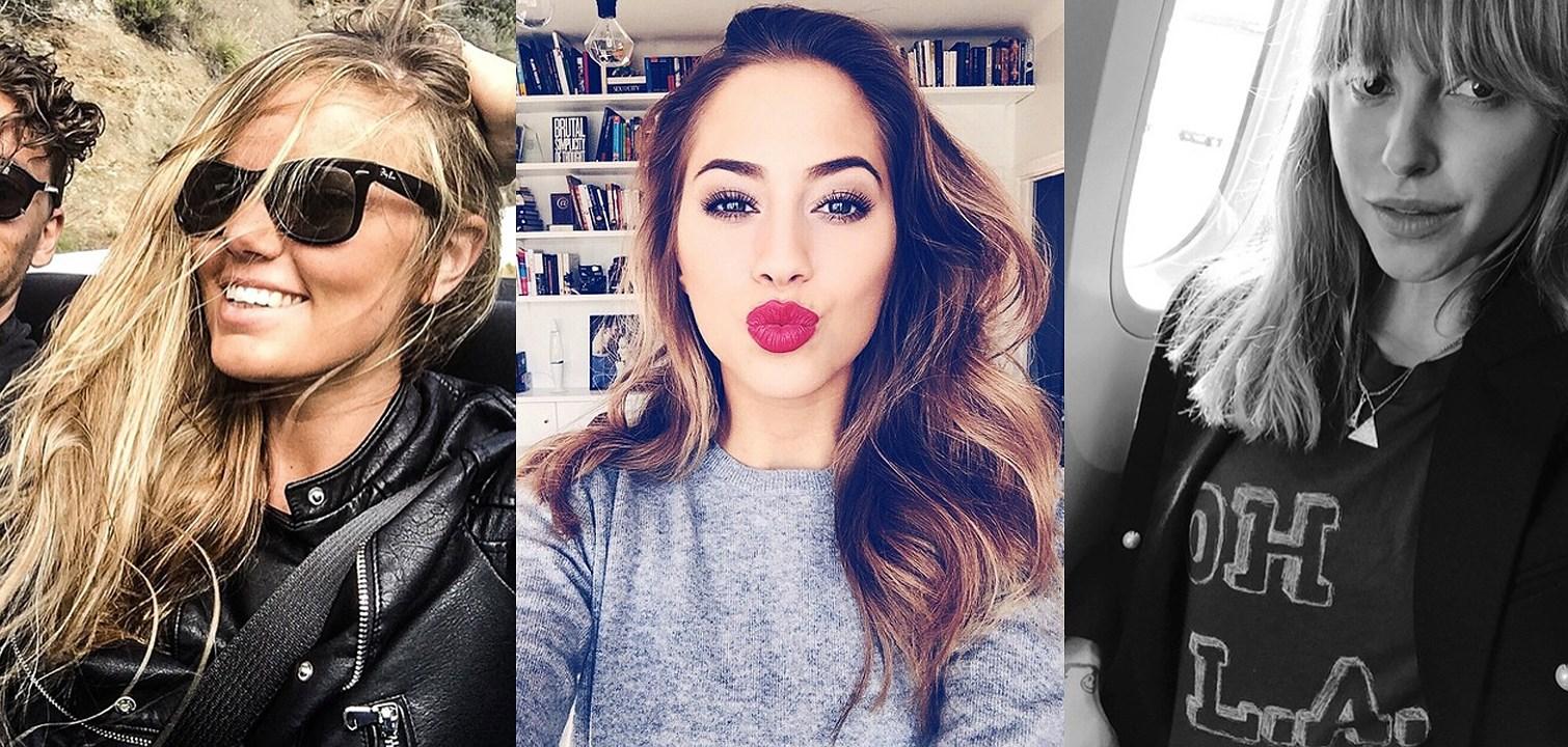 Så tar bloggdrottningarna selfies