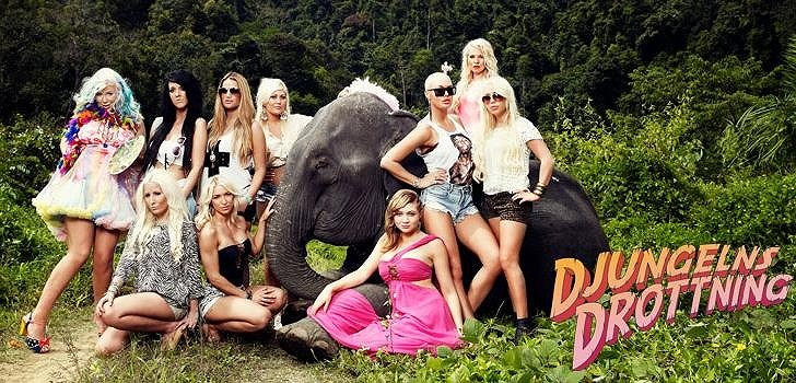 Ett gäng storstadstjejer strandsatta mitt i djungeln kan sluta hur som helst, eller? Den 14 mars har Djungelns Drottning premiär i Kanal 5 och här får du bekanta dig med de tio deltagarna - varav sex stycken bloggar på Nattstad.