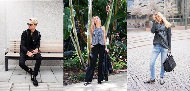 Det märks att det äntligen är maj månad - veckans Nouw bloggare bjuder på härliga våroutfits i ljusa färger och bara armar. Häng med och bli inspirerad!