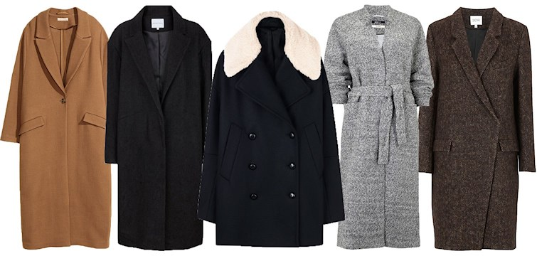 Trendig i kamel, dubbelknäppning eller fuskpälsen. Vilken kappa föredrar du? Vi har plockat ut hösten 12 snyggaste kappor i butik just nu.