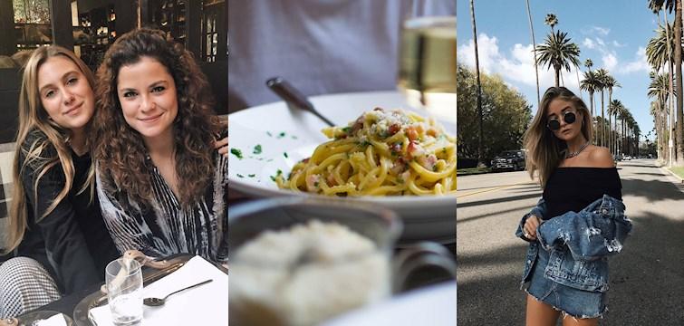 """Förra veckan blev våra Nouware överraskade med en babyshower, hade en bättre plugg-date och tipsade oss om hur du lever """"la dolce vita"""". Lite julpyntande hanns också med, såklart!"""