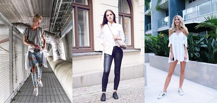 Varje vecka väljer vi ut snygga outfits här på Nouw som inspirerar. Veckans Nouwares bjuder på härliga våroutfits i mängder av vitt. Häng med och bli inspirerad!