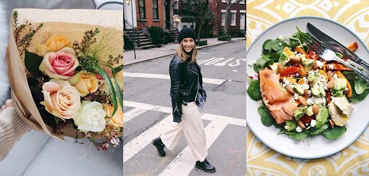 Förra veckan gav våra bloggare oss tidiga vårkänslor! Vi fick se vackra buketter, ett efterlängtat reaköp, inredningsdetaljer från ett fint kök, ögonblick från New York & outfits med ljusa detaljer. Och frukost, såklart!